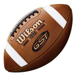 Wilson® NCAA® 1003 GST™ Leather Game Football