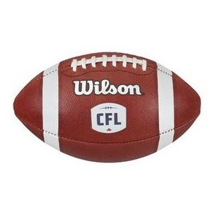 Wilson® CFL MVP Official Game Football